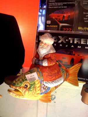 Santa Fish