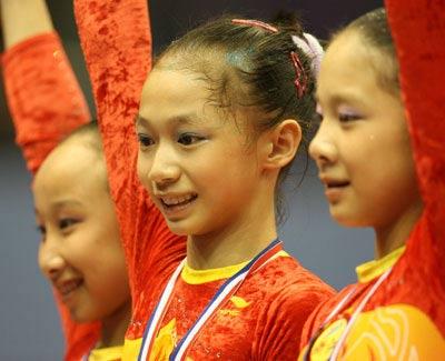 China Gynnastic Team