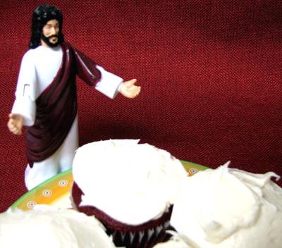 Jesus Cupcakes