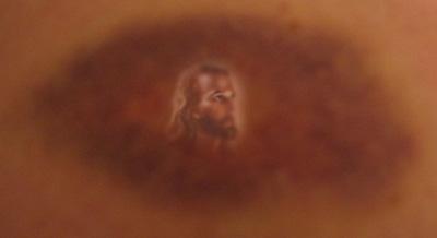 Jesus Bruise