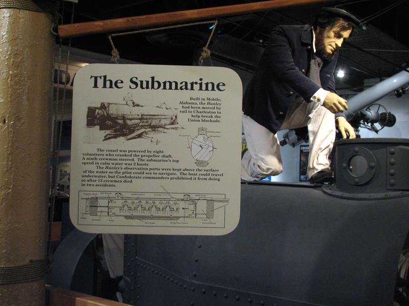 Submarine Lincoln