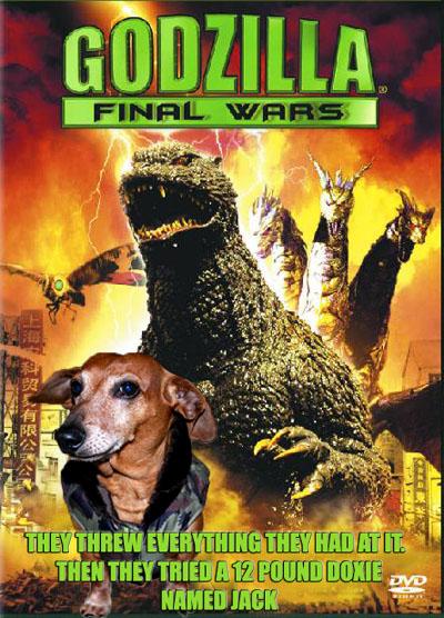 Jack/Godzilla