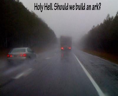 Highway Rain