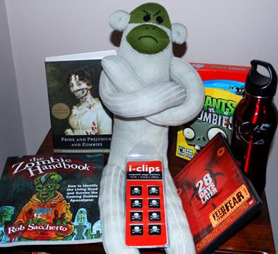 Zombie Survival Giveaway