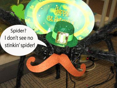 Holiday Spider